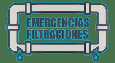 emergencias filtraciones